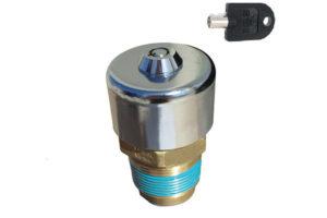 Photo courtesy of Lock America _ fill valve lock