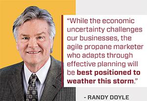 Headshot: Randy Doyle