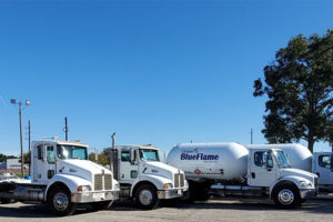 Photo courtesy of Alliance AutoGas and Green's Blue Flame Gas
