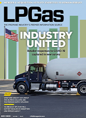 Cover photo: LP Gas Staff