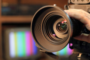 TV camera image