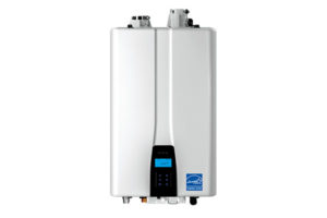 Photo courtesy of Navien _ tankless water heater