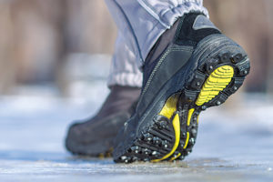 Composite- or steel-toe footwear provides suitable protection for most operations. Photo: Peppersmint/iStock / Getty Images Plus/getty Images
