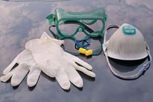 A job hazard analysis helps determine what type of PPE to use. Photo: robeo/iStock / Getty Images Plus/Getty Images