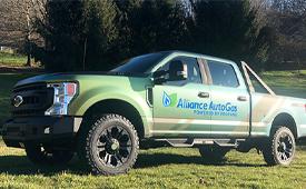 Photo courtesy of Alliance AutoGas