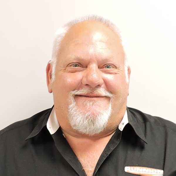 John Pielli headshot Runnion Equipment