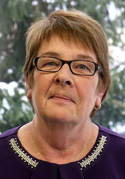 Sue Gampp headshot