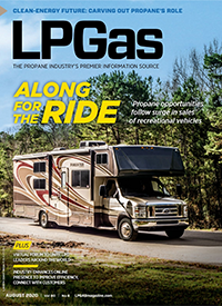 Cover photo: Go RVing