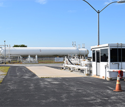 Propane terminal photo by LP Gas staff