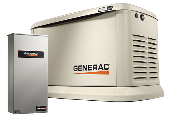 Photo courtesy of Generac _ generator