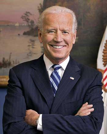 Former Vice President Joe Biden headshot
