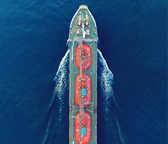 LPG ship image