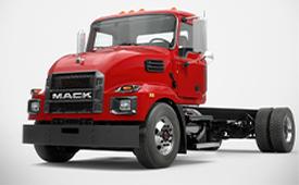 Photo courtesy of Mack Trucks