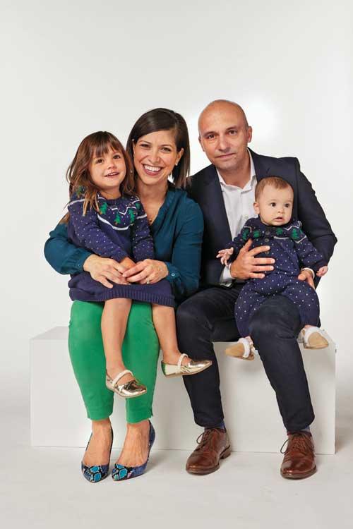 Rebecca Boudreaux family Photo: Michael Craft