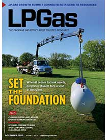 Cover photo: Mike Todd/Texas Propane