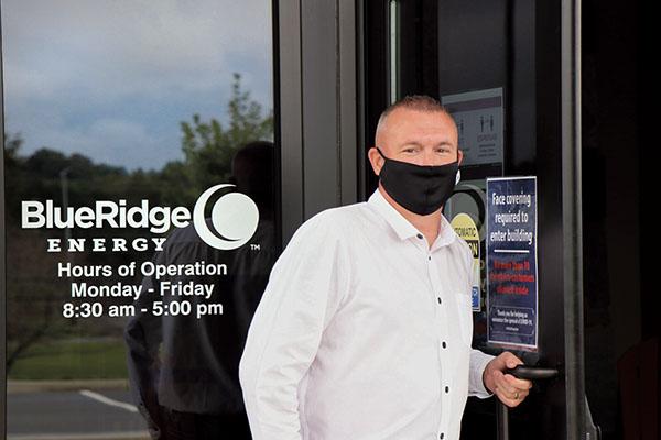 Photo courtesy of Blue Ridge Energy