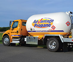 Photo courtesy of Advantage Propane