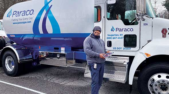 Photo courtesy of Paraco Gas