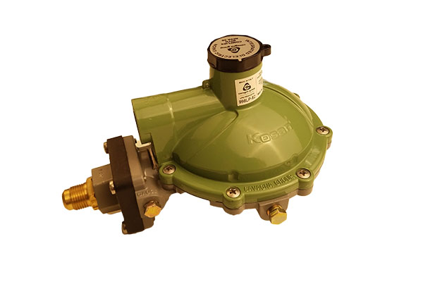 Photo courtesy of Bergquist/Cavagna Group_ second-stage regulators