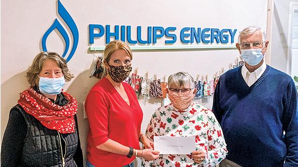 Photo courtesy of Phillips Energy