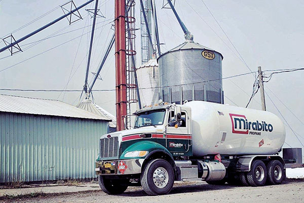 Mirabito Energy Products utilizes a sophisticated, centralized dispatch model coupled with in-truck technology. Photo courtesy of Mirabito Energy Products
