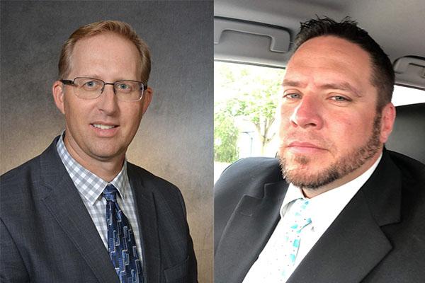 Headshots: Shawn Kellen (left), David Edmondson _ terravest industries