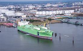 VLGC photo courtesy of BW LPG Pte Ltd.
