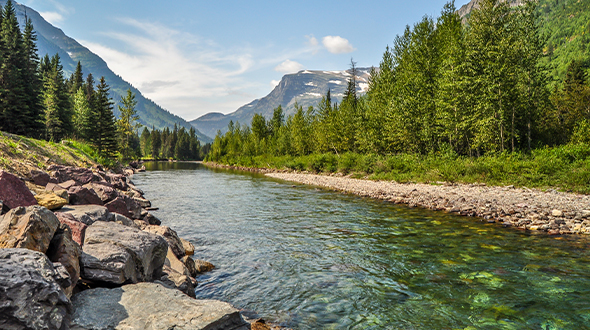 Montana scenery photo: Matt Anderson/iStock / Getty Images Plus/Getty Images