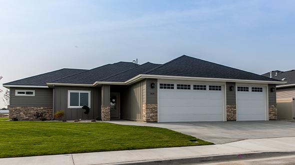 Propane Showcase Home photo courtesy of Rocky Mountain Propane Association