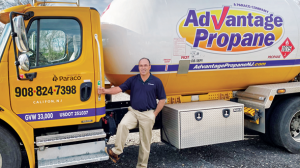 After finalizing his company's sale to Paraco Gas, Douglas Tascarella still oversees the day-to-day operations of Advantage Propane as area manager. (Photo courtesy of Paraco Gas)