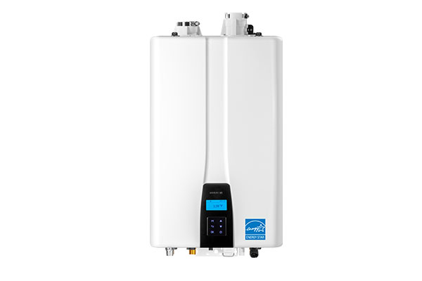 Photo courtesy of Navien _ condensing tankless water heaters