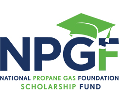 National Propane Gas Foundation Scholarship Fund logo