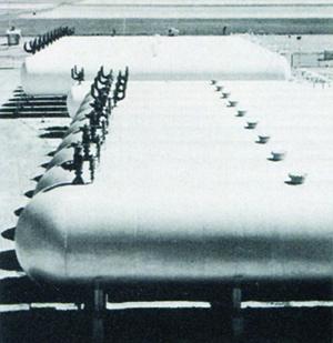 Propane tanks photo
