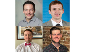 Headshots: Burt, Newsome, Dolven, Norman