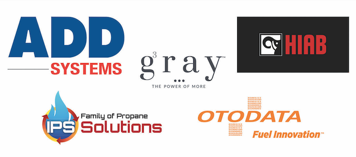 LP Gas Growth Summit Partner Logos