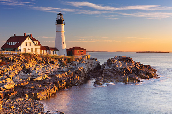 In Maine, 70 percent of all homes are fueled by heating oil, the highest fuel oil usage in the U.S. Photo: sara_winter/iStock / Getty Images Plus/Getty Images