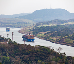 Panama Canal photo: 35007/E+/Getty Images