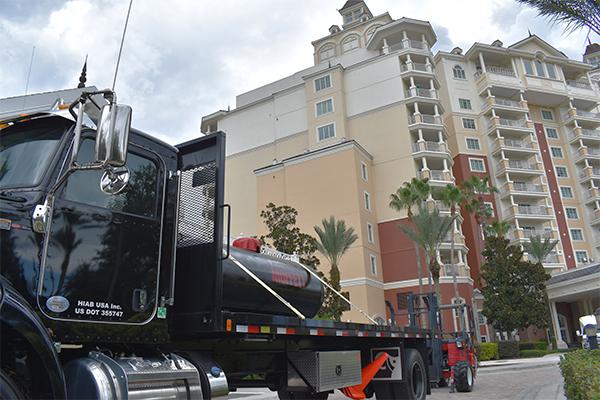 Hiab truck photo by LP Gas staff