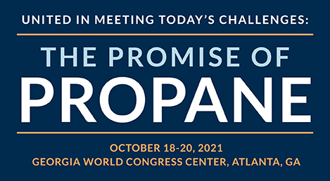 NPGA 2021 Propane Expo logo