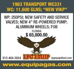 1983 TRANSPORT MC331