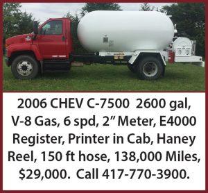 2006 CHEV C-7500