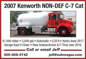 2007 Kenworth NON-DEV C-7 Cat